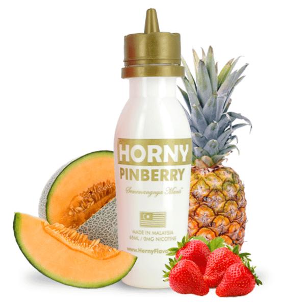 Horny PineBerry 65ml Horny Flava
