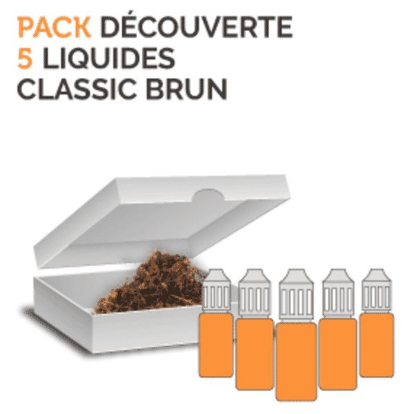 Pack Découverte Classic Brun