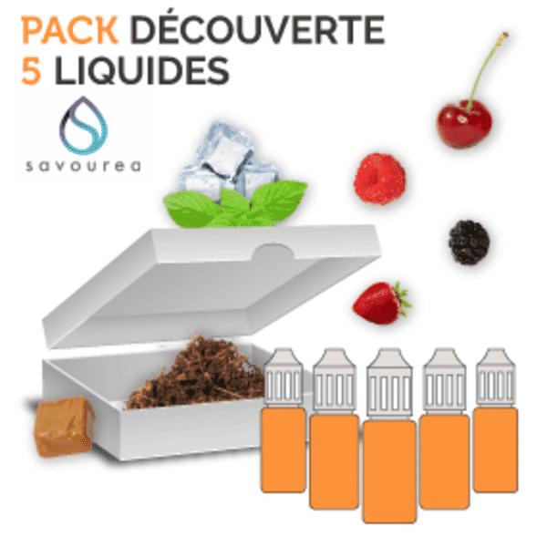 Pack Découverte Savourea