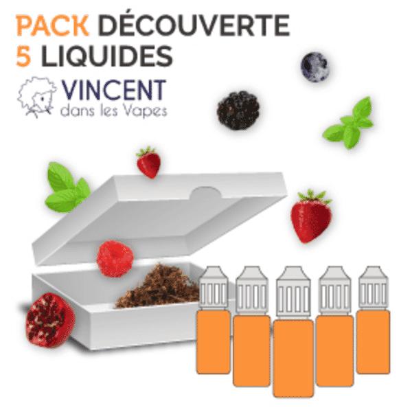 Pack Découverte VDLV